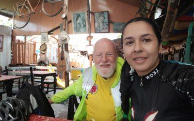 På cykel till Villeta