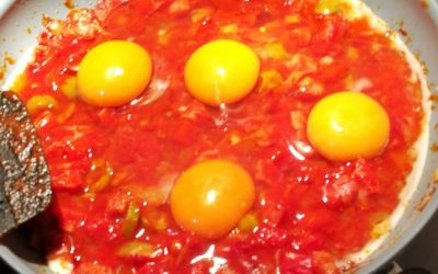 Huevos a la Björn