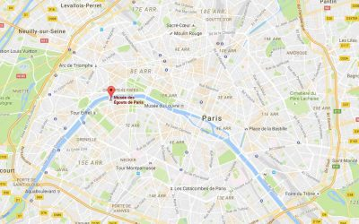 I Paris kloaker